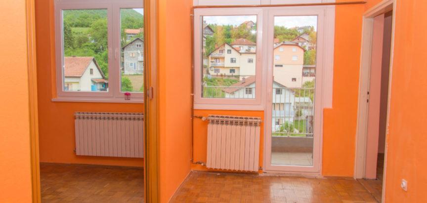 PRODAJA/IZNAJMLJIVANJE – Jednosoban stan u Splitskoj ulici u Prozoru