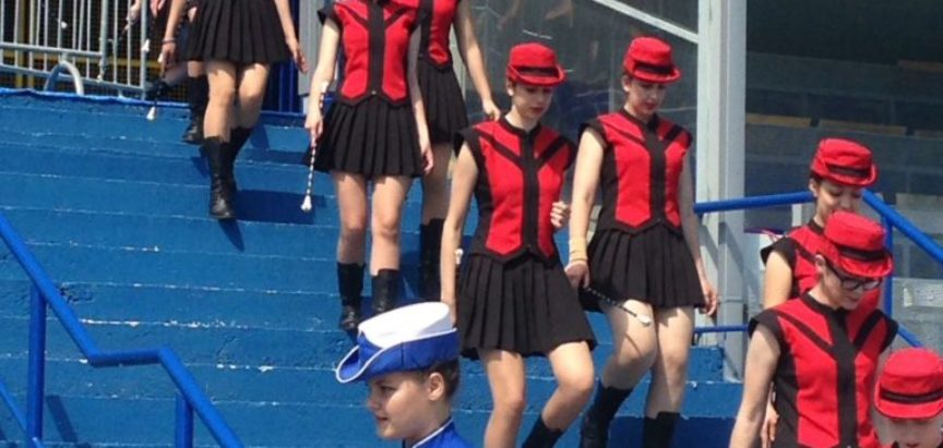 "FOTO: Mažoret klub ""Rama"" sudjelovao na MEĐUNARODNOM ZAGREB MAŽORET FESTU"