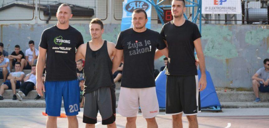 Tim Rodeo Sarajkomerc pobjednik je 16. Streetball Rama 2018 u Prozoru