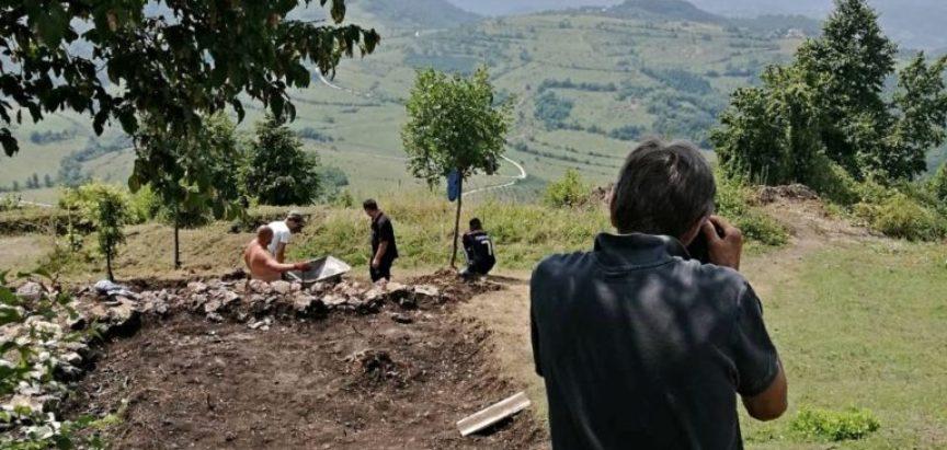Svjetski poznati foto novinar iz New Yorka posjetio arheološko nalazište Gradac
