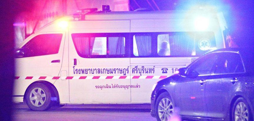 Spašavanje u Tajlandu
