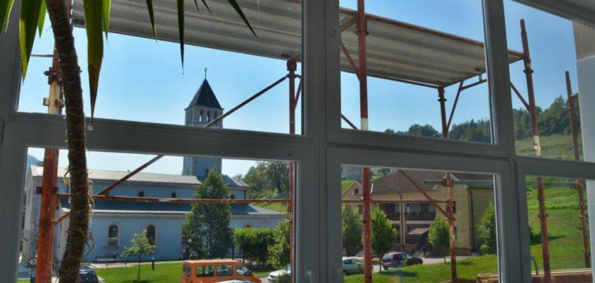 OŠ Marka Marulića Prozor dobiva termo fasadu