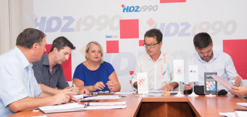 Hrvatsko zajedništvo utemeljilo Izborni stožer