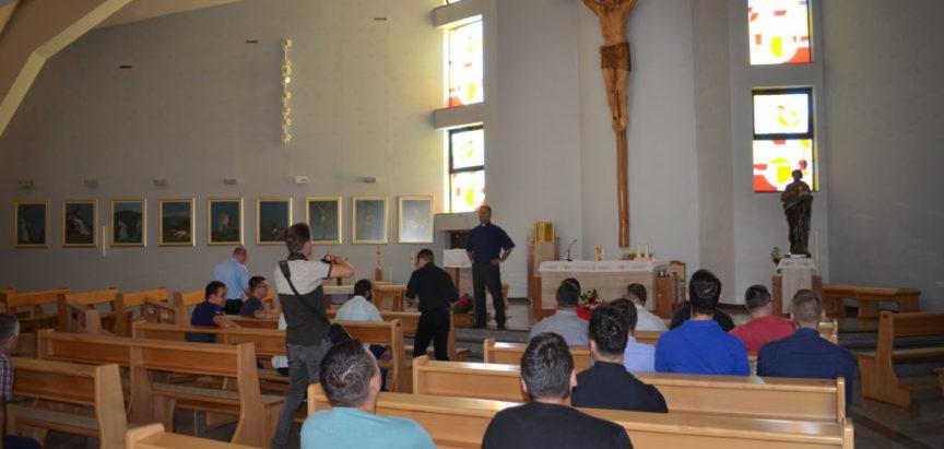 Foto: Bogoslovi Vrhbosanske nadbiskupije u posjetu Rami