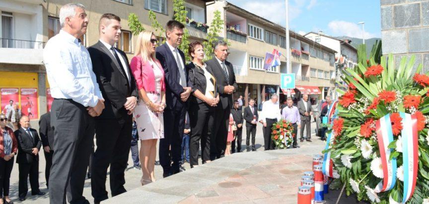 Foto: Svečana sjednica Općinskog vijeća Prozor-Rama u povodu Dana općine