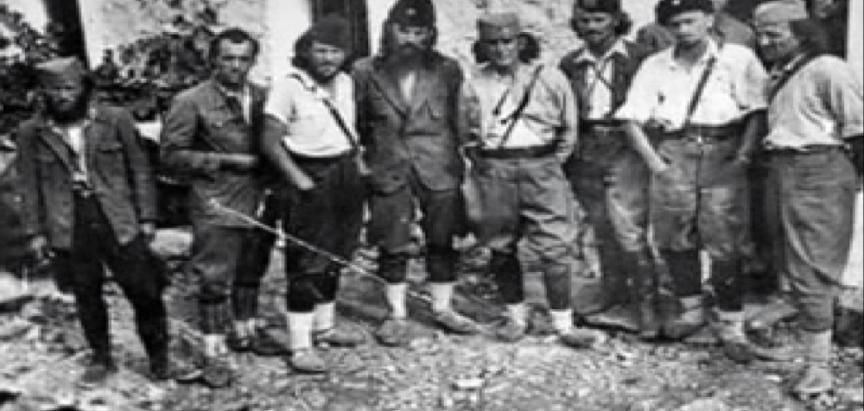 Drugi svjetski rat: Četnici iz mostarskog centra