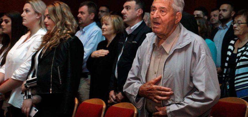 Koalicija Hrvatsko zajedništvo održala završni predizborni skup u Mostaru