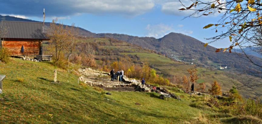 U obilasku arheološkog nalazišta Gradac