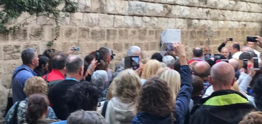U Nazaretu postavljen i otkriven reljef Gospe Ramske/Sinjske