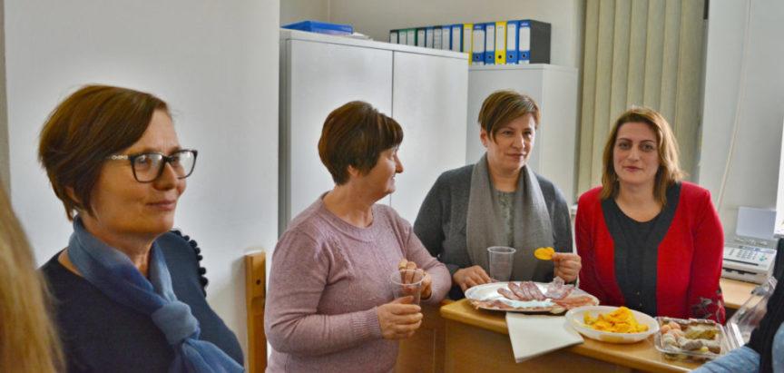 Foto: Božićno-novogodišnji domjenak za općinske djelatnike