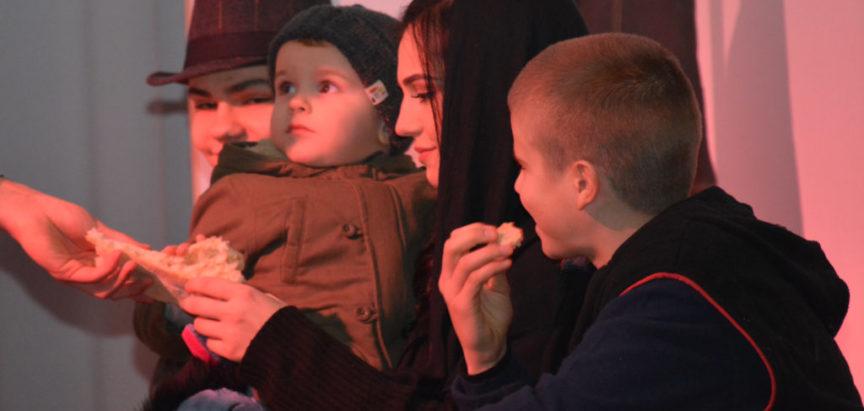 Foto: Gračac- Kako je maleni Isus pohodio djeda Martina