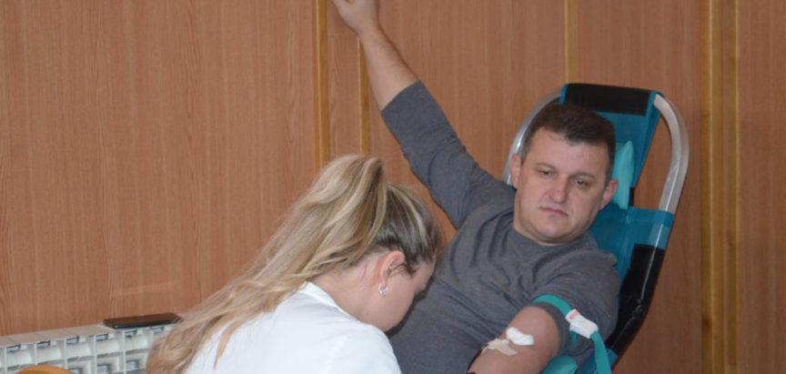 Foto: Prikupljena 41 doza krvi