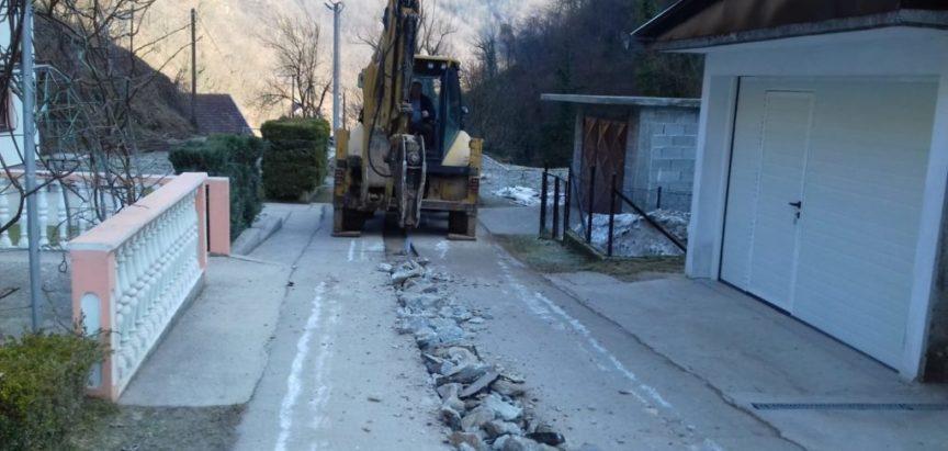 Započela izgradnja vodovoda u Lovnici na Gračacu
