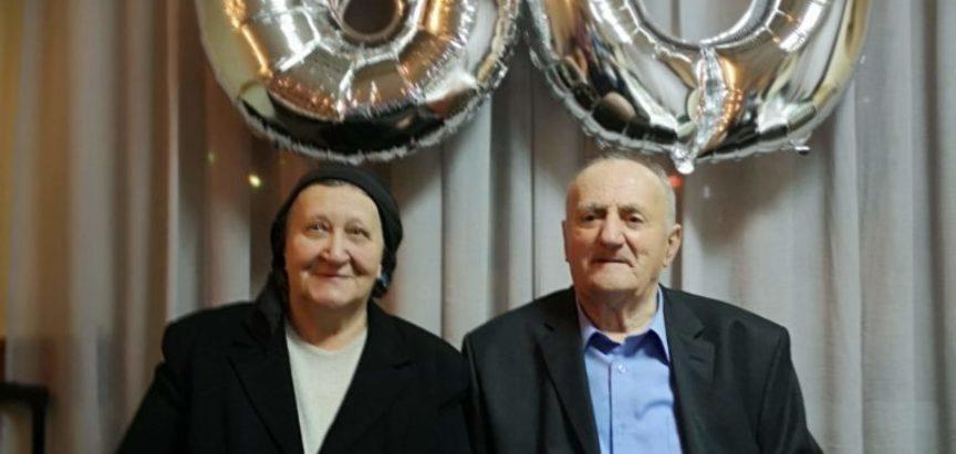 Dijamantni pir proslavili Danica i Mirko Drežnjak