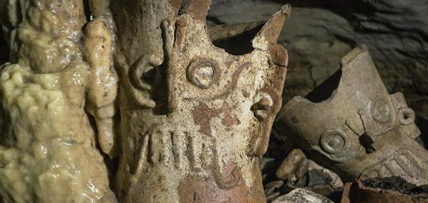 Pronađena netaknuta keramika Maja