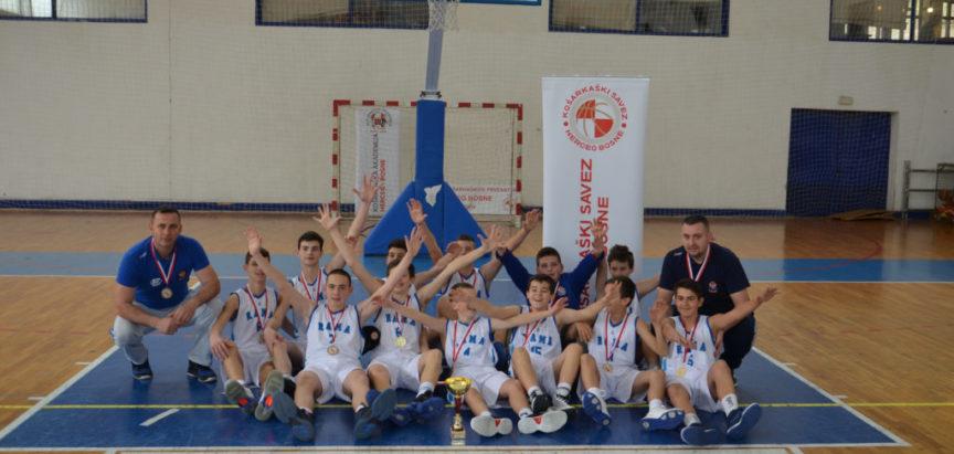 Foto: Predkadeti HKK Rama osvojili Ligu Herceg-bosne