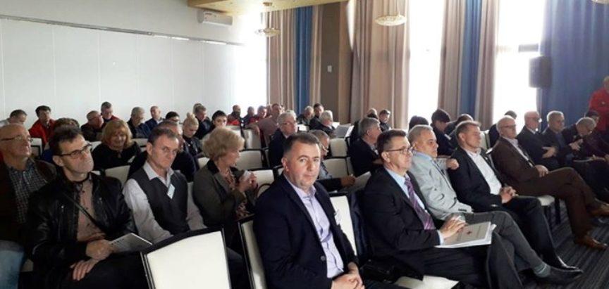 Održana Skupština CK F BiH na kojoj je CK Prozor-Rama imao svog izaslanika