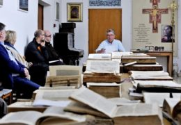 Senzacija iz poljudskog samostana: pronađeno 30 knjiga Marka Marulića!; I fratri u šoku, nisu bili svjesni kakvo blago se stoljećima krije u njihovoj knjižnici