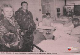 """Dr. Jozo Ivančević:  27 godina od osnivanja  Ratne bolnice """"Rama"""" u Rumbocima"""
