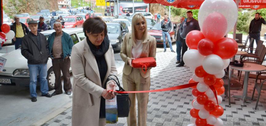 Foto: U Prozoru otvorena nova benzinska crpka