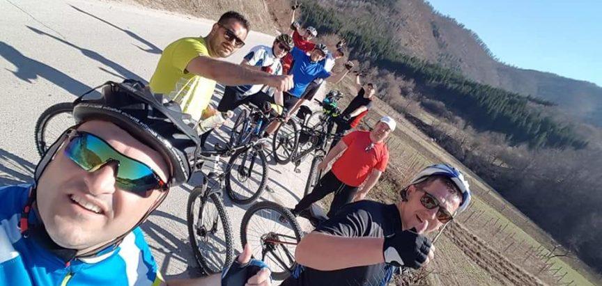 Ramski biciklisti spremni za Vukovar