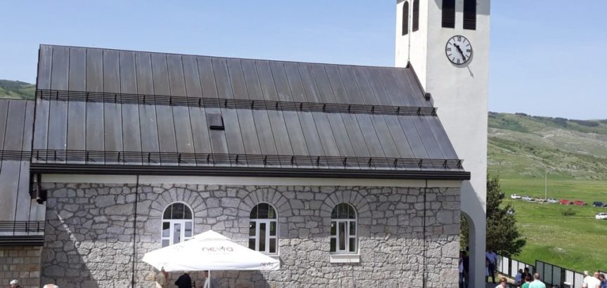 Blagdan svetog Ante proslavljen je u Zvirnjači i na Pidrišu