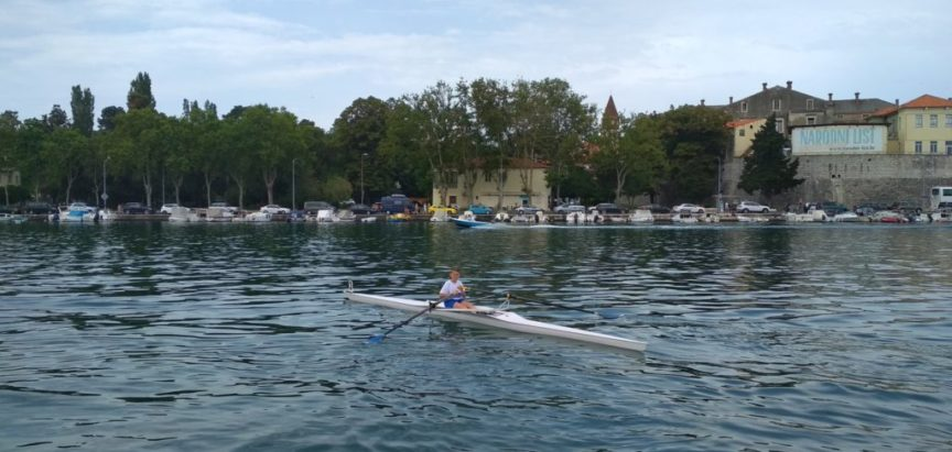 Ramski veslači okitili se medaljama u Zadru