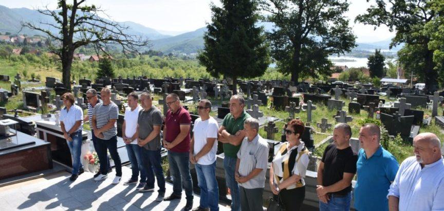 Foto: U Rumbocima obilježena obljetnica pogibije Šimuna Fofića Fofe