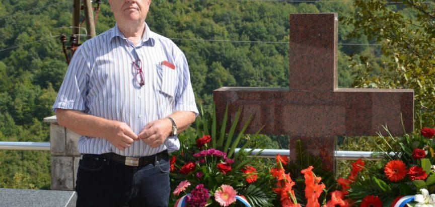 Foto: Na Hudutskom obilježena 26. obljetnica pogibije pripadnika Brigade Hrvoje Vukčić Hrvatinić Jajce