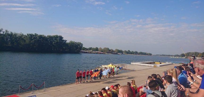 Veslački iz Rame proteklog vikenda nastupili su na tri veslačke regate