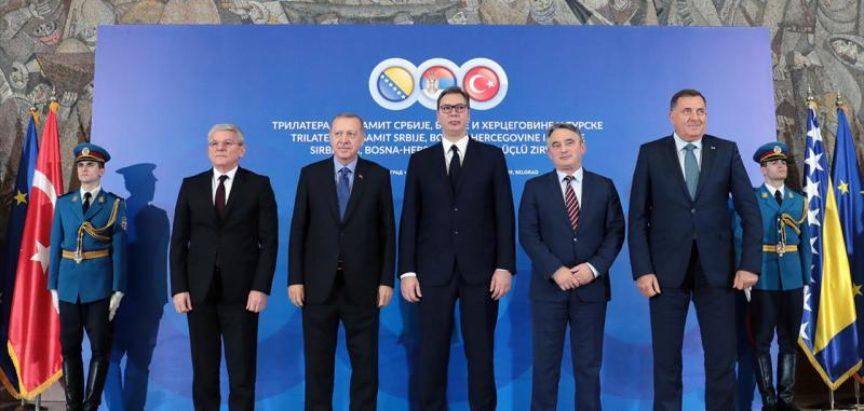 Beogradska trilaterala: Srbija, BiH i Turska