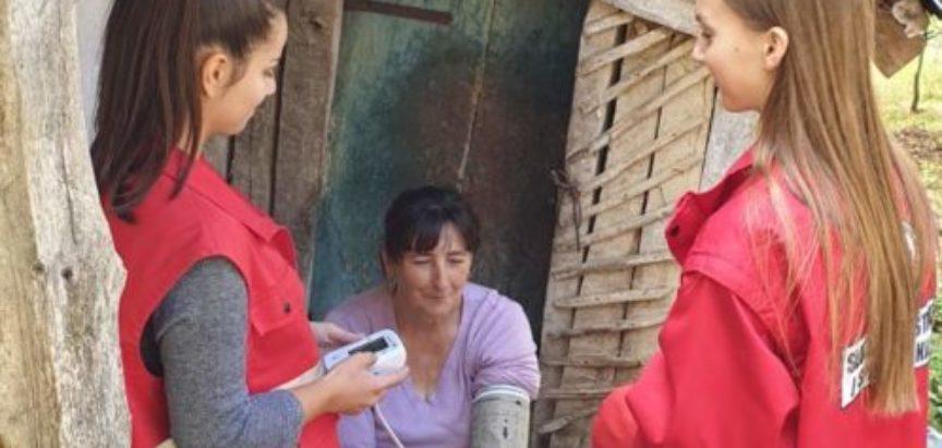 Foto: Crveni križ Prozor-Rama obilježio Svjetski dan borbe protiv siromaštva