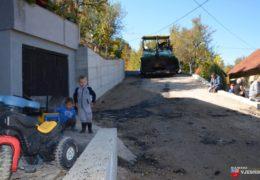 Foto/video: Uređenje dijela Sinjske ulice u Prozoru
