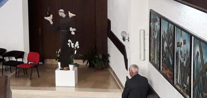 Rumboci proslavili Svetog Franju, patron