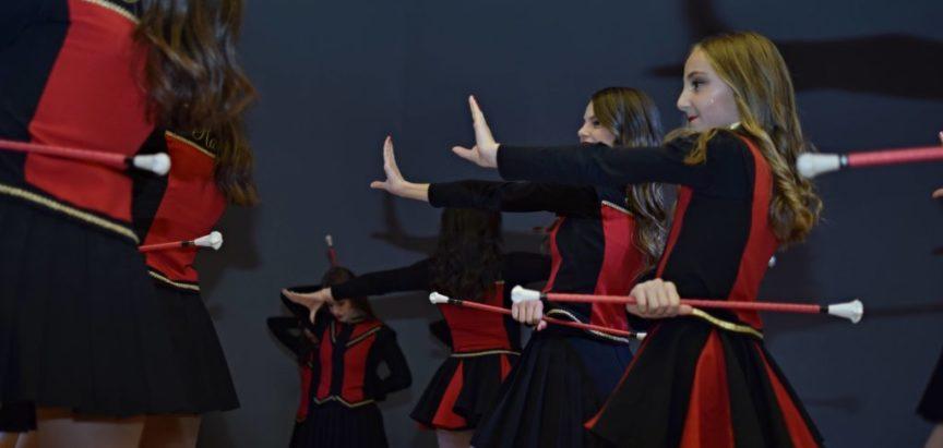 Foto/video: Ramske mažoretkinje plesale za Katarinu