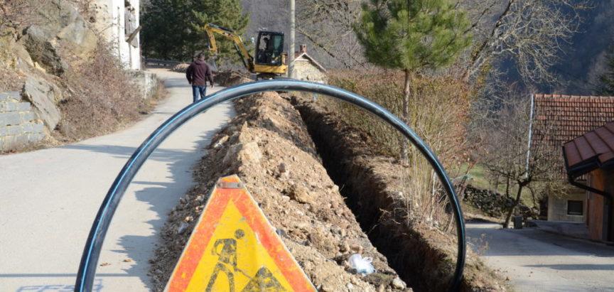 Foto/video: Na Hudutskom započela izgradnja vodovoda