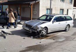 Prometna nezgoda u Prozoru