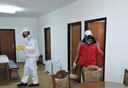 Foto: Izvršena dezinfekcija izolatorija i ponovna Doma zdravlja