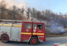 Foto/video: Borba s požarima se nastavlja, a pomagao i helikopter