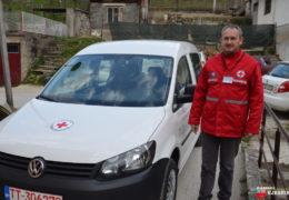 Vrijedna donacija općine Prozor-Rama Crvenom križu