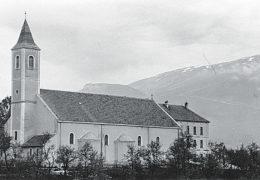 Obnova spaljene ramske crkve