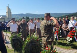 Obilježena obljetnica stradanja Hrvata Bugojna