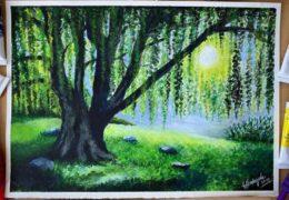 Mlada umjetnica iz Kiseljaka od hobija pokušava napraviti posao