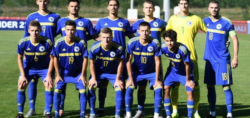 Marijan Ćavar odličan na utakmici U21 BiH protiv Velsa