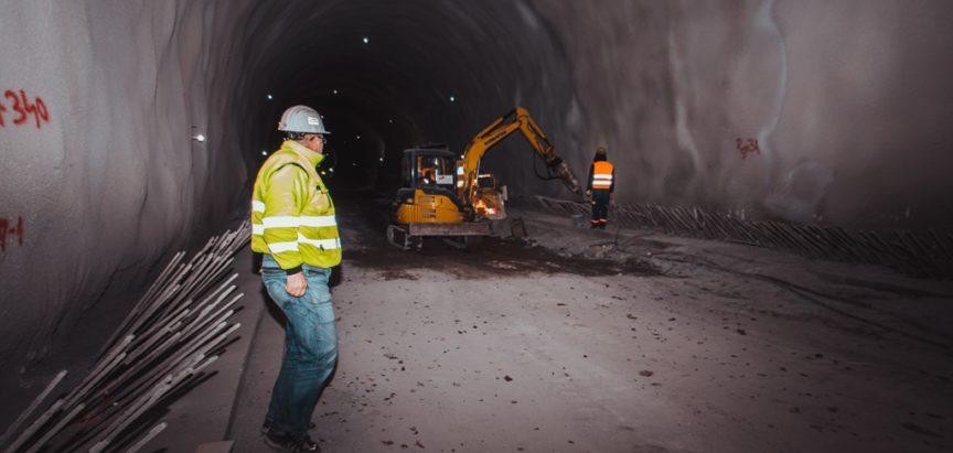 FOTO: Radovi na tunelu Jasen teku predviđenom dinamikom