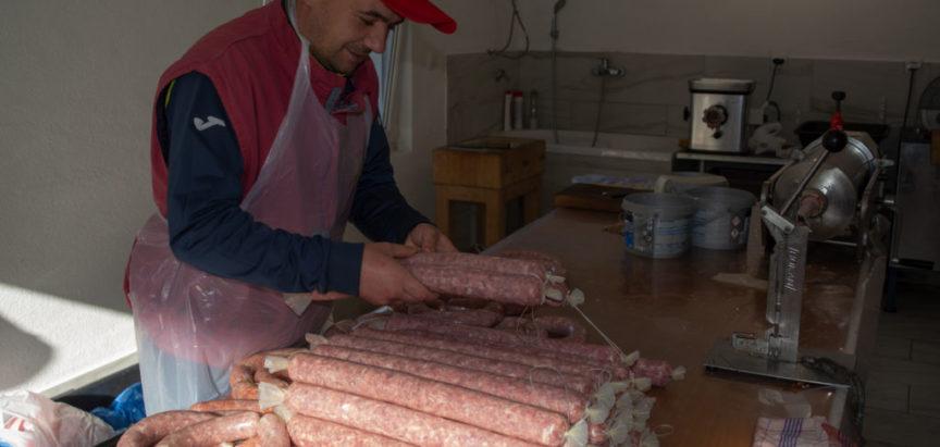 Ramski majstor za pripravljanje kobasica