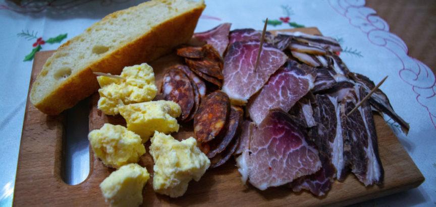 Sir iz mišine: Ramska gastronomska osobitost