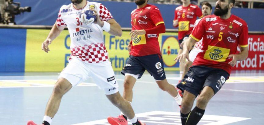 Hrvatski rukometaši najavili dobru igru na Svjetskom prvenstvu u Egiptu