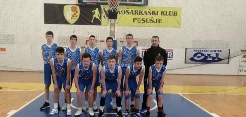 Tri pobjede za ramske košarkaše u Posušju
