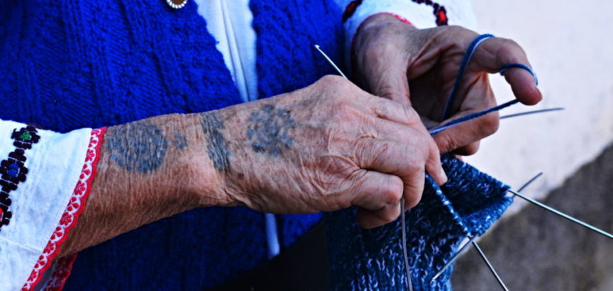 Sicanja, bocanje, križićanje ili tradicionalno tetoviranje